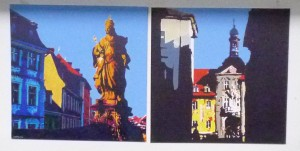 Bamberg im QuadratWillibald Mertl