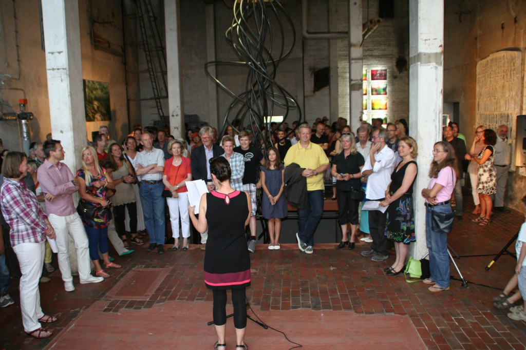 "Vernissage ""verzweigt"""
